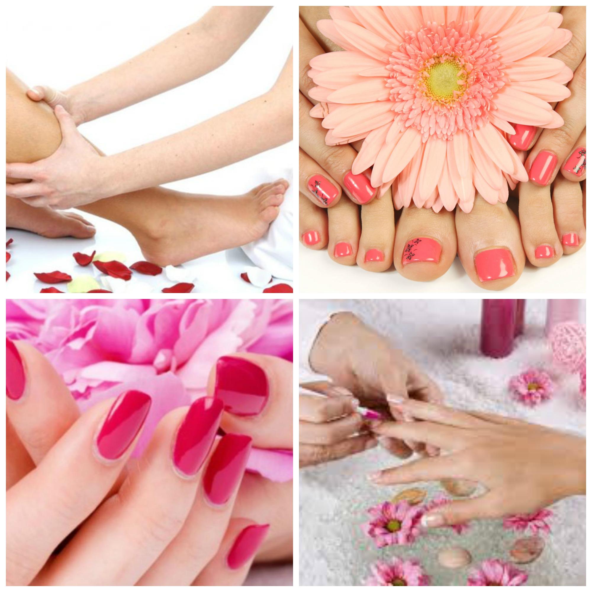 mejores promociones de belleza que tenemos para ti. Manicure, pedicure ...